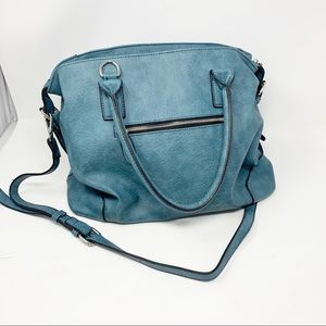 Urban Expressions Large tote purse crossbody Bag